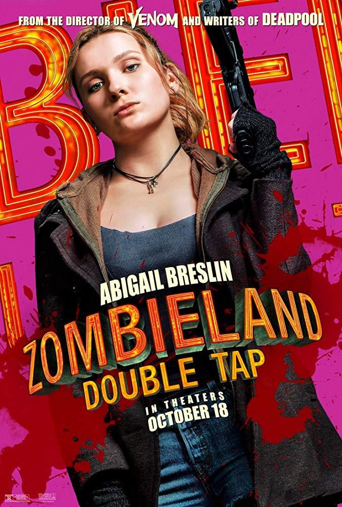 Abigail Breslin in Zombieland Double Tap (2019)