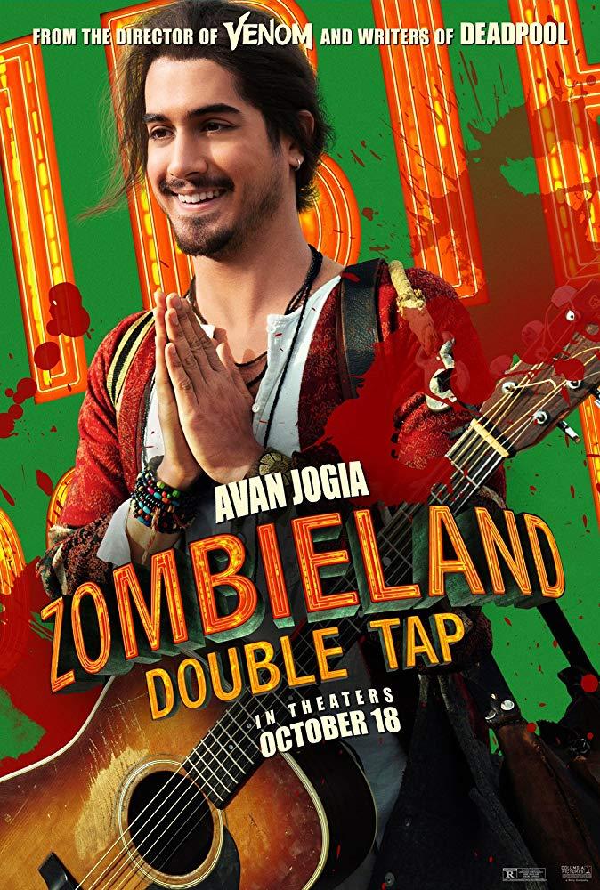 Avan Jogia in Zombieland Double Tap (2019)
