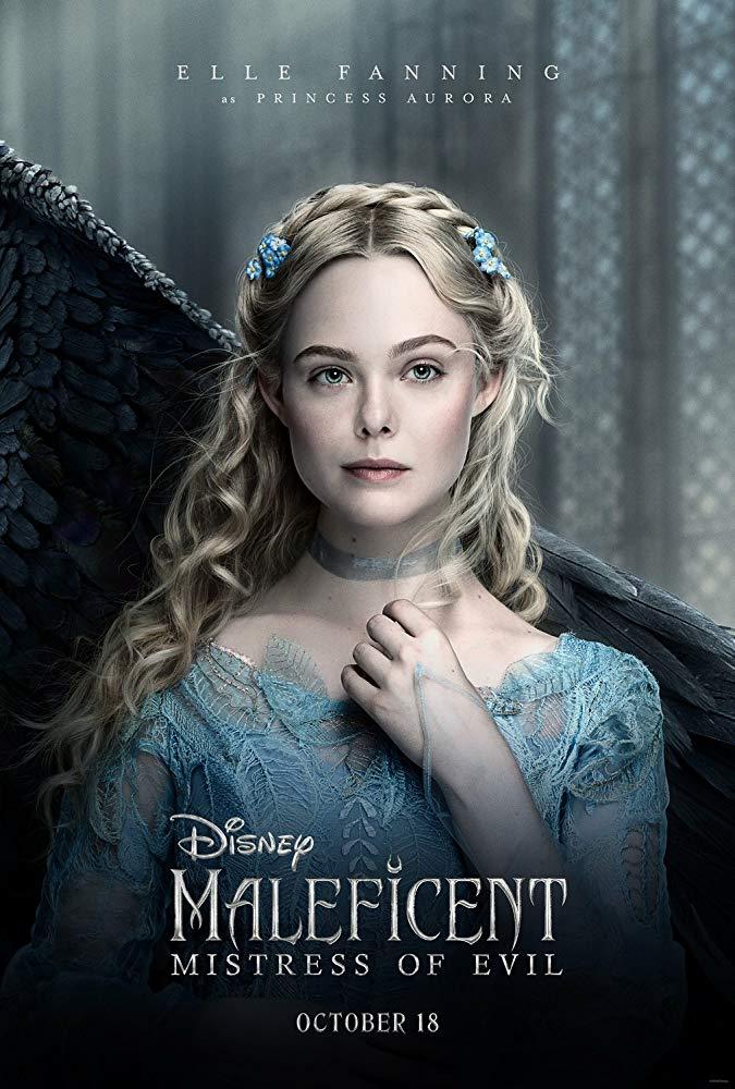 Elle Fanning in Maleficent Mistress of Evil (2019)