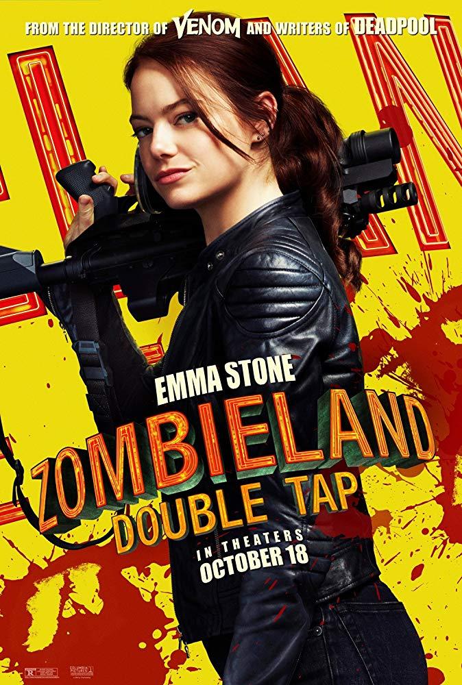Emma Stone in Zombieland Double Tap (2019)