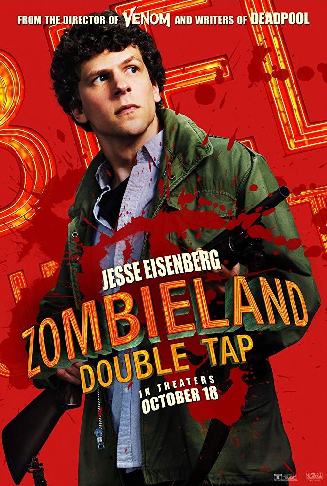 Jesse Eisenberg in Zombieland Double Tap (2019)
