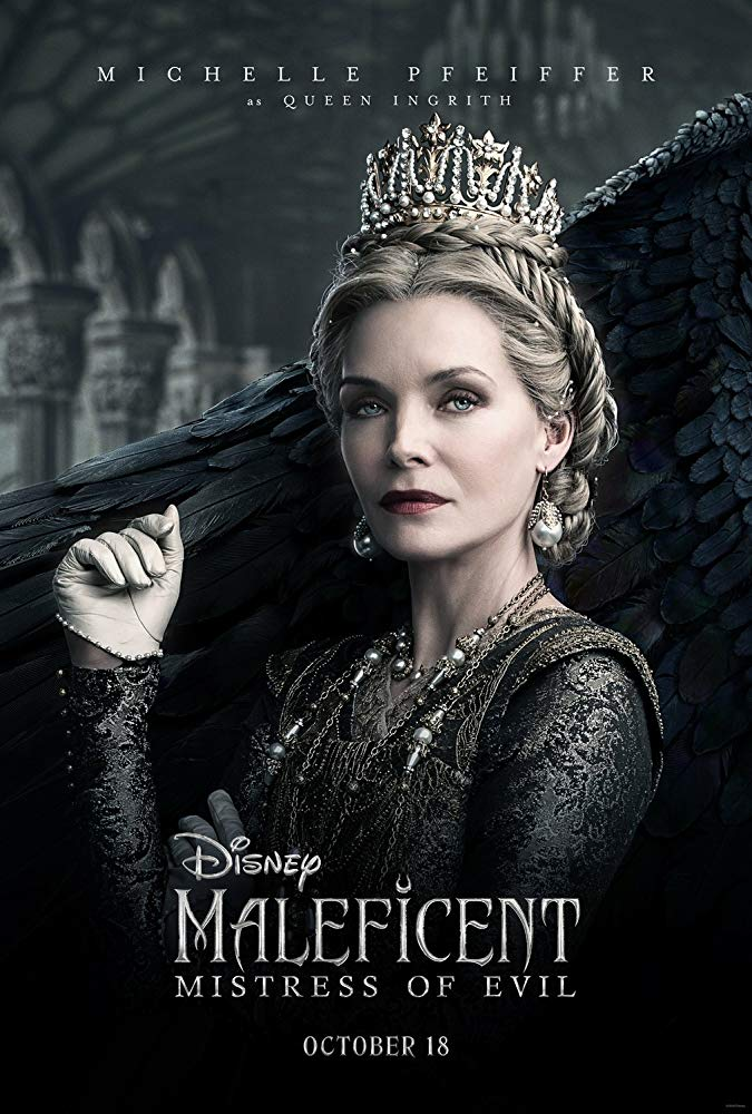 Michelle Pfeiffer in Maleficent Mistress of Evil (2019)