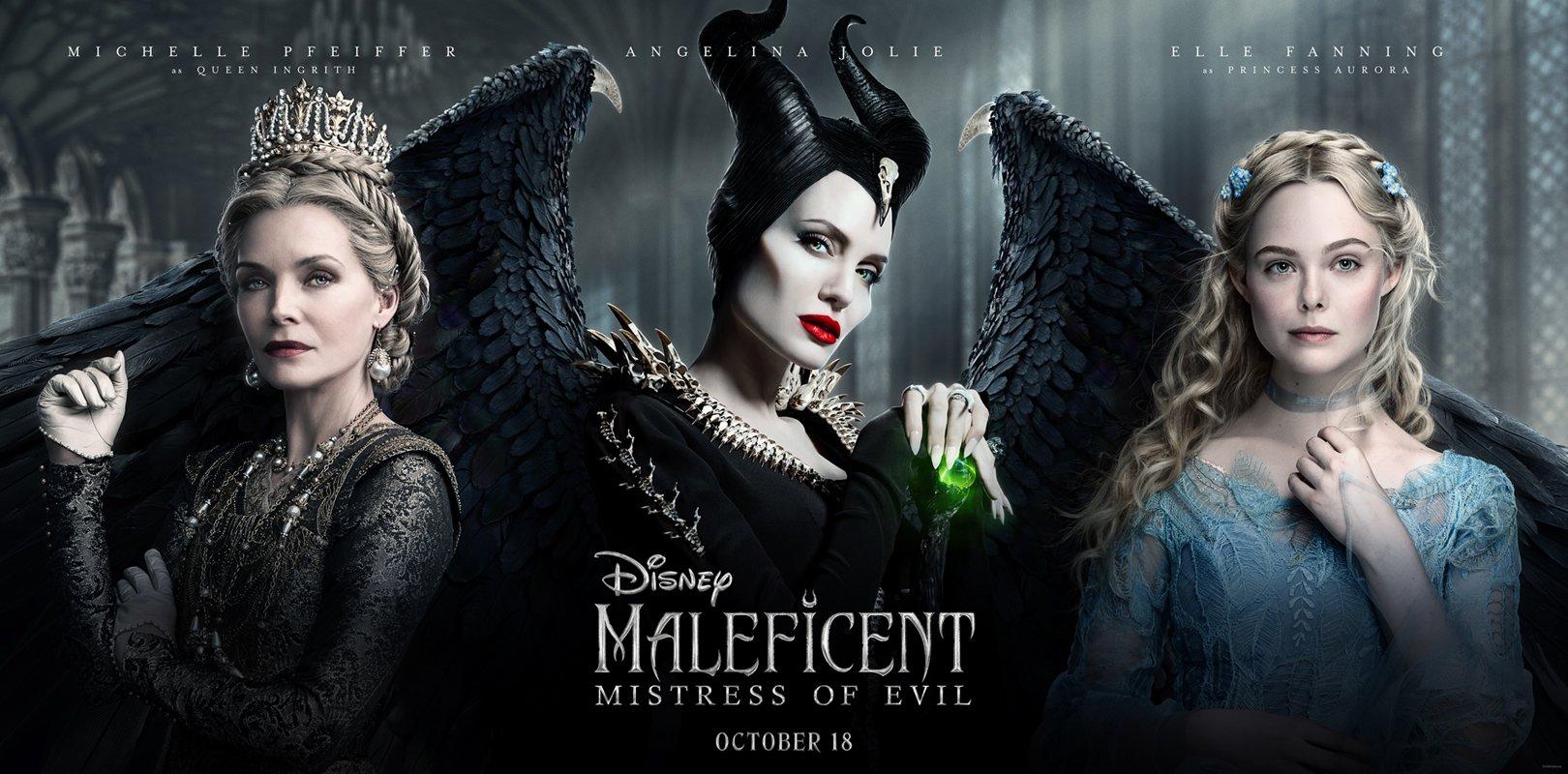 Mistress of Evil (2019)