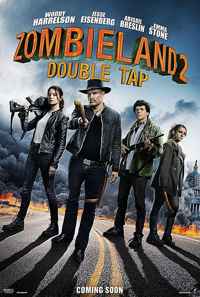 Poster 1 Zombieland Double Tap (2019)