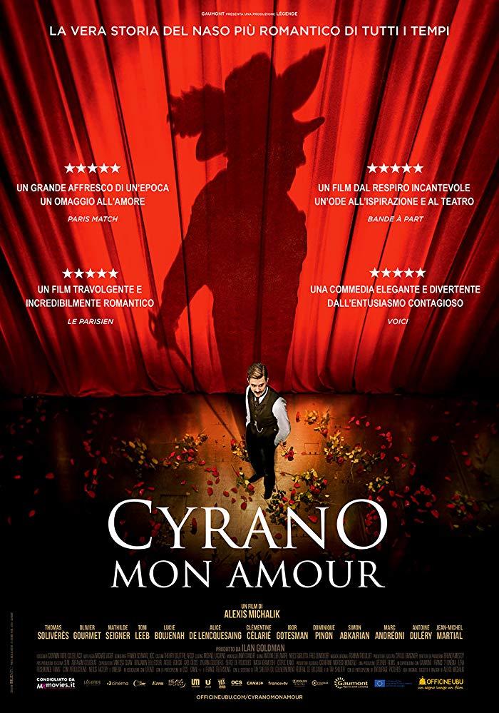 Poster Cyrano, My Love (2019) Brazil