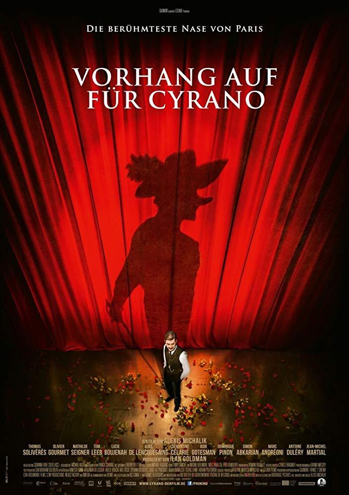 Poster Cyrano, My Love (2019) Germany