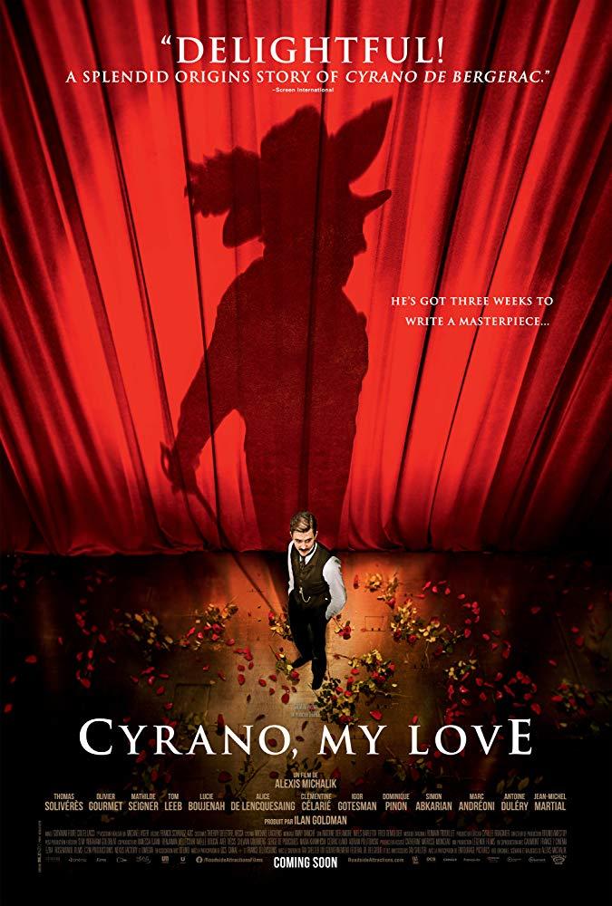 Poster Cyrano, My Love (2019)