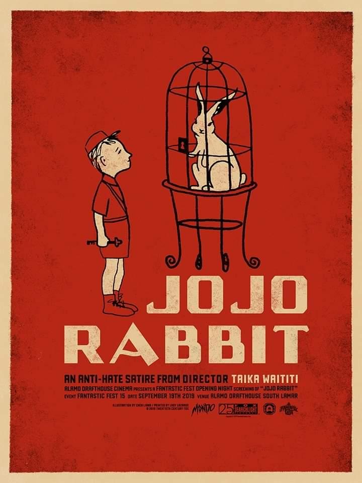 Poster Jojo Rabbit (2019) 1