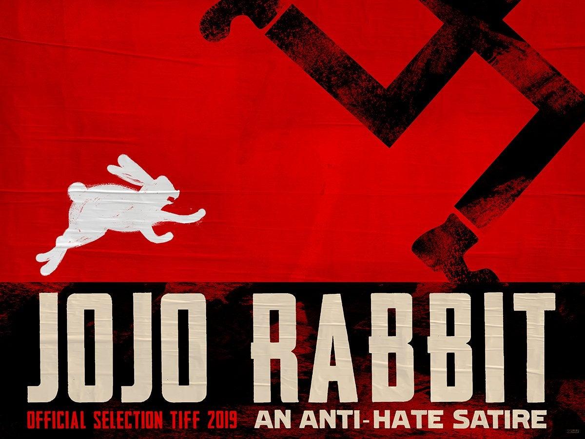 Poster Jojo Rabbit (2019) 2