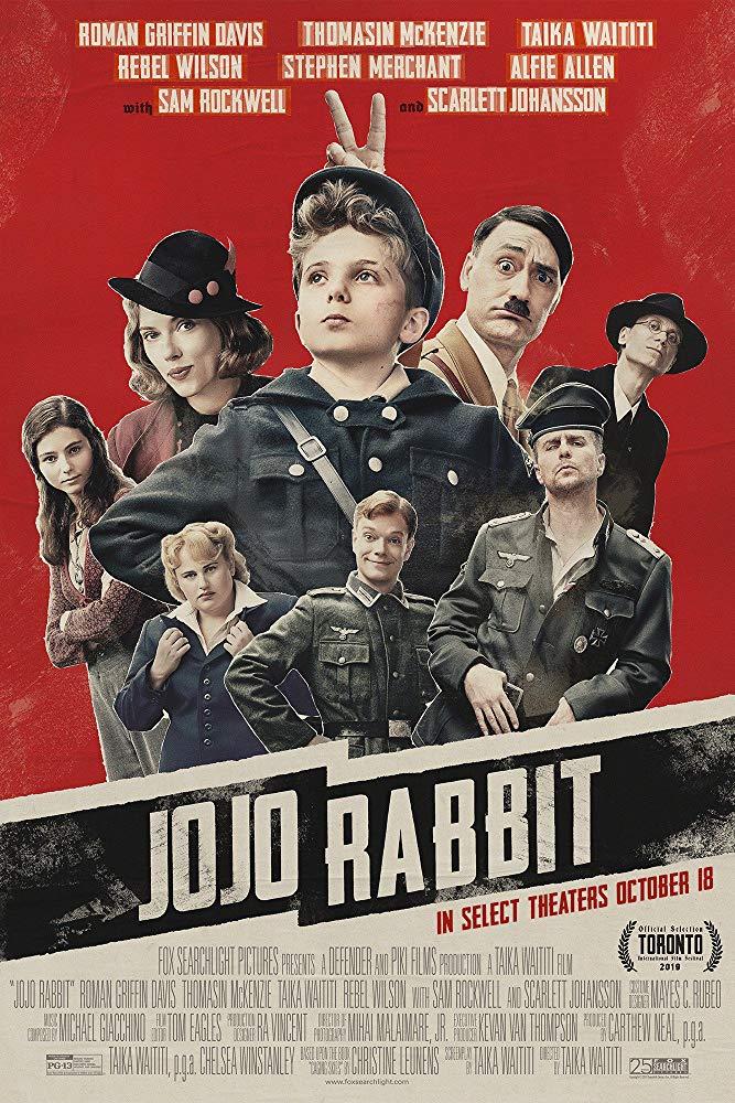 Poster Jojo Rabbit (2019) Canada