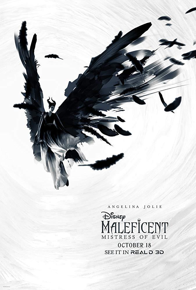 Poster Maleficent English