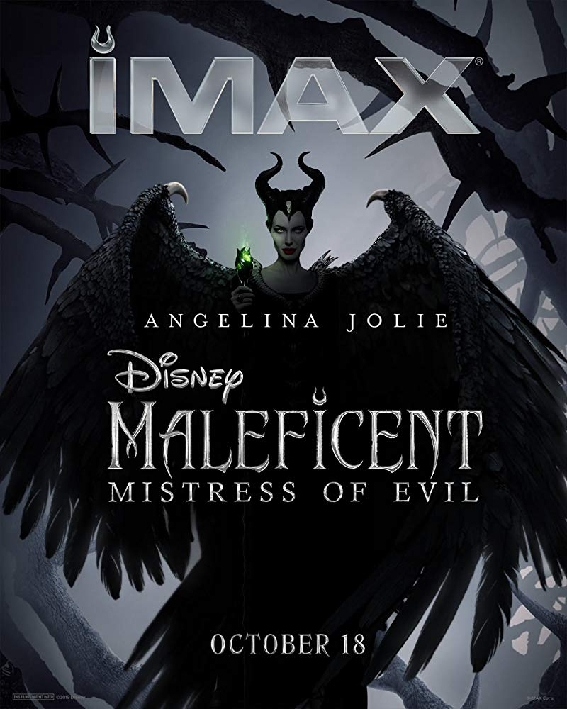 Poster Maleficent Imax