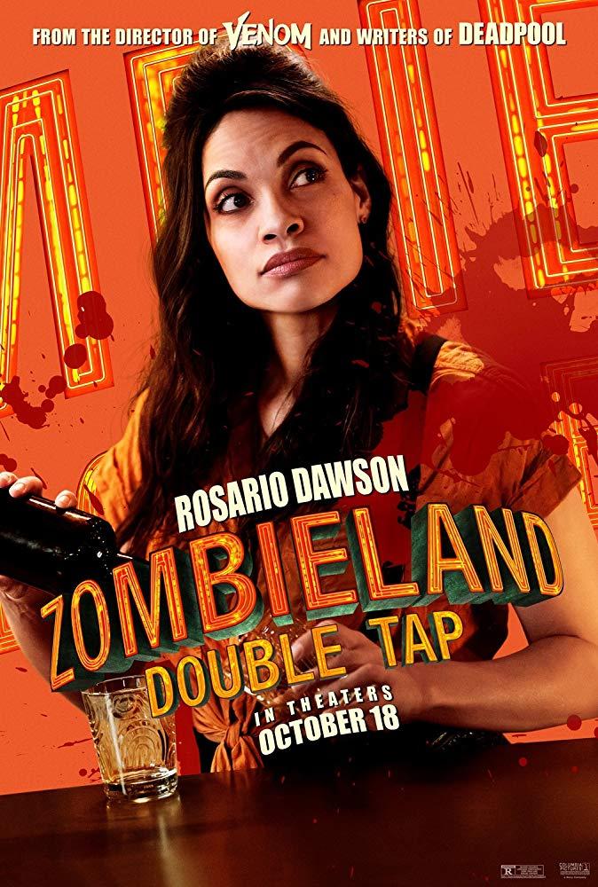 Rosario Dawson in Zombieland Double Tap (2019)