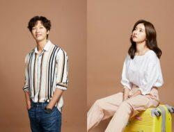 Teaser Terbaru Drama Kim So-eun dan Ji Hyun-woo 'Love Is Annoying, but I Hate Being Lonely'