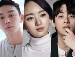 """Yoo Ah In, Won Jin Ah, Park Jung Min Dikonfirmasi Bintangi Drama Terbaru Yang Disutradarai Oleh Sutradara """"Train to Busan"""""""