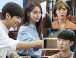 """Lee Sang Yeob dan Lee Min Jung mengadakan pertemuan yang tidak biasa dengan Lee Cho Hee dan Lee Sang Yi di """"Once Again"""""""