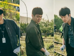 Akan ada Bromance Yoon Shi-yoon, Kim Dong-young, dan Jo Wan-ki di Drama Terbaru 'Train'