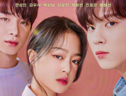 Web Drama Mendatang Membagikan Poster Terbaru Kim Woo Seok dari UP10TION, dan Han Sung Min