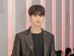 """Byun Woo Seok Menonjol Di Runway Sebagai Model Dan Aktor Di """"Record Of Youth"""""""