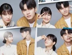 Ong Seong Wu dan Shin Ye Eun Terjebak Dalam Hubungan Pertemanan dan Tidak Dapat Menemukan Waktu Yang Tepat Untuk Jatuh Cinta Dalam Drama Mendatang