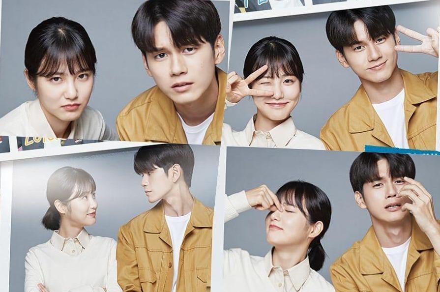 Ong Seong Wu dan Shin Ye Eun
