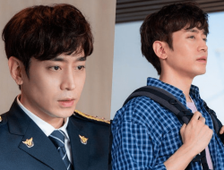 "Drama MBC Terbaru ""The Spy Who Loved Me"" Dibintangi Eric!"