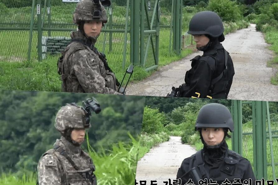 Jang Dong Yoon dan Krystal Menjalankan Tugas Mereka-min