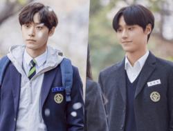 """Lee Do Hyun Menggambarkan Versi Berbeda Dari Karakter Sekolah Menengahnya Dalam """"18 Again"""""""