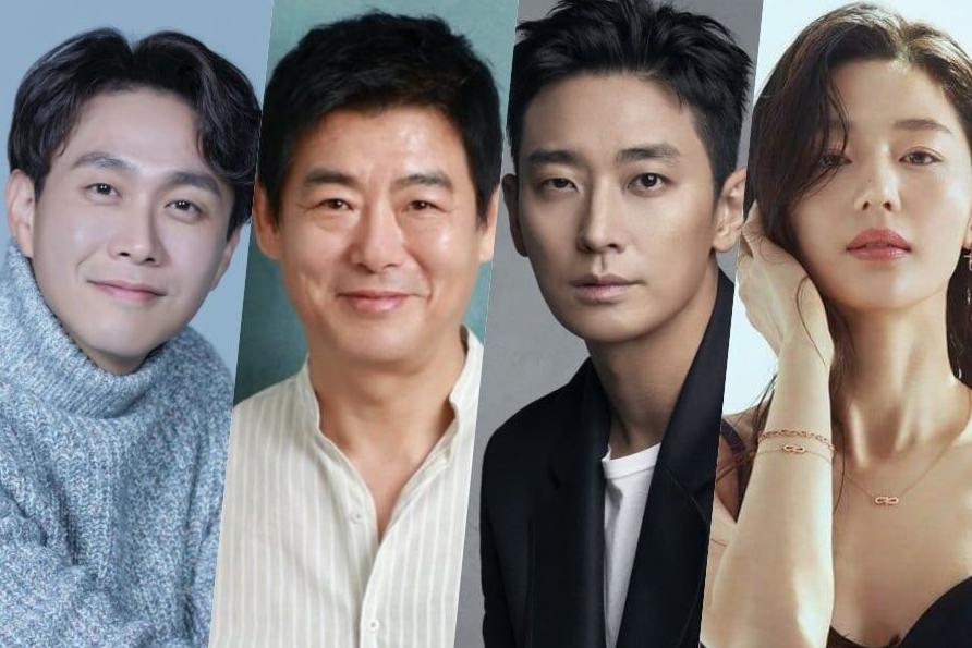 Oh Jung Se dan Sung Dong Il Bergabung dengan Pemeran Drama Baru Joo Ji Hoon dan Jun Ji Hyun