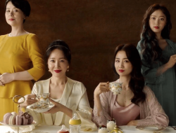"Mewahnya Fashion Park Ha Sun dan Uhm Ji Won Dalam Drama Terbaru ""Birthcare Center"""