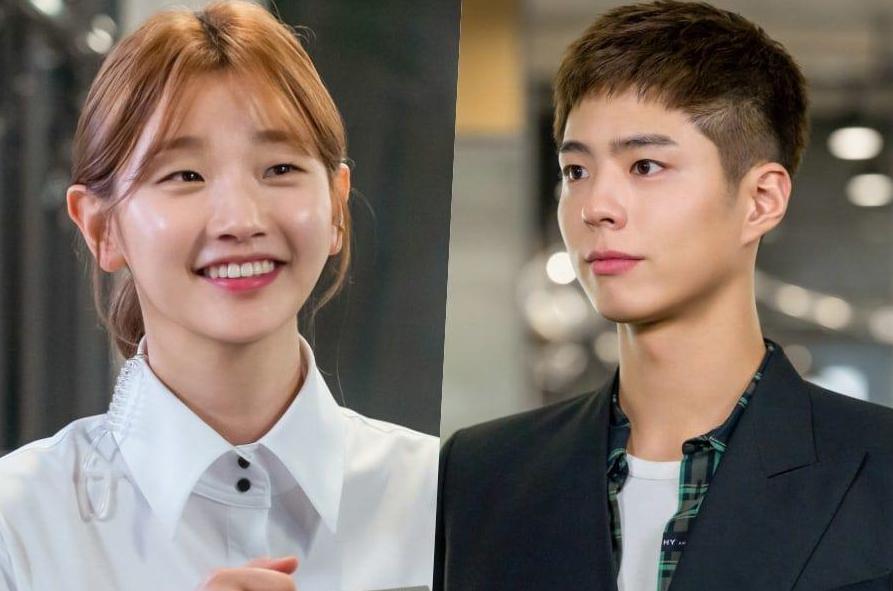 Park So Dam dan Park Bo Gum Reuni Dengan Senyuman
