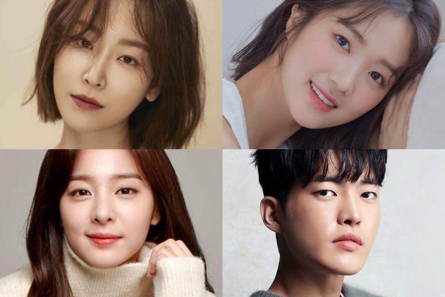 Seo Hyun Jin, Kim Hye Yoon, Seol In Ah, dan Kim Gun Woo
