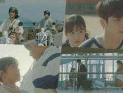 "Shin Ye Eun Dan Ong Seong Wu Mengeksplorasi Celah Antara Persahabatan Dan Cinta Dalam Preview ""More Than Friends"""