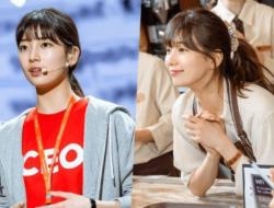 "Suzy Seorang Ambisius di Drama Terbaru tvN ""Start-Up"""