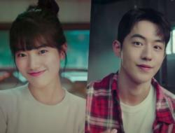 """Suzy Dan Nam Joo Hyuk Bermimpi Besar Dalam Teaser """"Start-Up"""""""