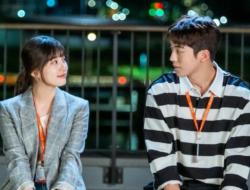 "Suzy dan Nam Joo Hyuk Melakukan Kontak Mata Di Stills Pertama Untuk Drama Terbaru ""Start-Up"""