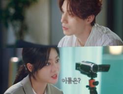 Lee Dong Wook Mencoba Menyembunyikan Identitas Aslinya Dari Jo Bo Ah Dalam Teaser Untuk Drama Terbaru