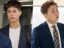 """Park Bo Gum Berjuang Demi Mimpinya Saat Menghadapi Lee Chang Hoon di """"Record Of Youth"""""""