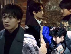 "Tonton: Yeo Jin Goo dan Shin Ha Kyun Membenamkan Diri ke Dalam Peran Mereka Di Balik Layar ""Beyond Evil"""