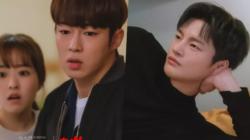 """Dawon SF9 Kaget Saat Melihat Seo In Guk Di Kamar Park Bo Young dalam Drama """"Doom At Your Service"""""""