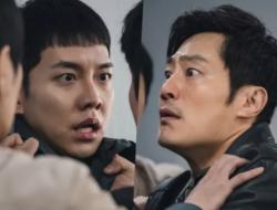 """Spoiler: Lee Hee Joon dengan Marah Mencaci Lee Seung Gi di """"Mouse"""""""