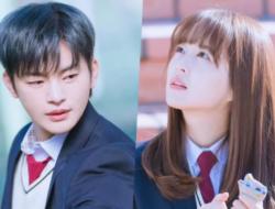 """Drama baru tvN """"Doom at Your Service"""" Telah Merilis Stills Baru dari Seo In Guk dan Park Bo Young!"""
